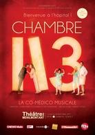"""La comédie musicale """"Chambre 113"""" est au théâtre du Ménilmontant ! Casting.fr vous fait gagner vos places"""