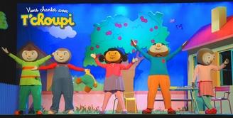 """""""Viens danser avec T'choupi""""! Ultime saison : un spectacle à voir en famille absolument en cette fin d'année!"""