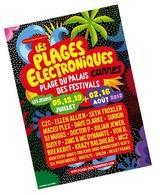 Partez pour Cannes et Les Plages Electroniques !