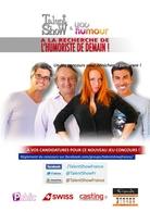 Talent Show et YouHumour à la recherche d'un humoriste avec casting.fr