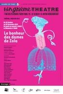 """""""Le Bonheur des Dames"""" de Zola sur la scène du Vingtième théâtre à partir du 30 octobre"""