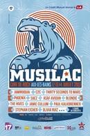Musilac : 3 jours de fête, 30 concerts comme Jamiroquai, Phoenix, C2C !