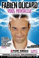 Fabien Olicard, le mentaliste fascinant, en spectacle au Point-Virgule