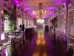 Un diner en amoureux exceptionnel de  Saint Valentin au Salon des Miroirs avec clubbing toute la nuit!