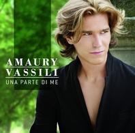 """Le nouvel album """"Una Parte Di Me"""" de Amaury Vassili dans les bacs le 22 Novembre"""