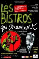 """""""Les Bistrots qui chantent"""" au Réservoir !"""
