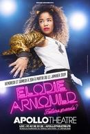 """Rire garanti avec Elodie Arnould à l'Apollo Théâtre pour son one woman show """"Future Grande ?"""""""