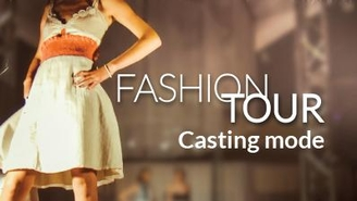 Fashion et fashionista, Casting.fr vous propose de participer au grand Casting mode: Le Fashion Tour