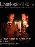 """""""L'importance d'être sérieux"""" d'Oscar Wild avec Marilyne Fontaine !"""
