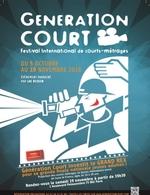 Le festival Génération Court, parrainé par Luc Besson vous donne rendez vous le 19 novembre au Grand Rex