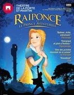 Raiponce et le prince aventurier, un spectacle moderne alliant énergie et humour !
