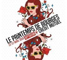 Mika, Maitre Gims, Louise Attaque, Emily Loizeau et bien d autres seront au mythique festival du Printemps de Bourges!