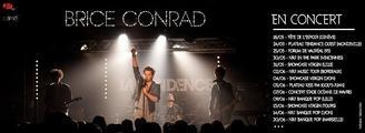 """Brice Conrad, découvrez son nouveau single """"Songe"""""""