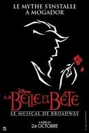 """La comédie musicale """"La Belle et Bête"""" s'installe sur la scène de Mogador pour les petits et les grands !"""
