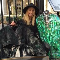 Ariane mannequin de casting.fr a réussi l'exploit: Acheter les deux plus belles pièces chez H&M
