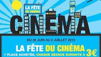 La fête du cinema arrive !