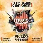 Music Expo et Casting.fr à Porte de Versailles