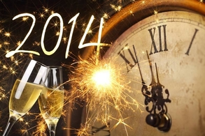 HAPPY NEW YEAR 2014 by Casting.fr !