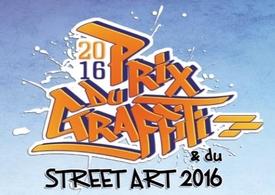 Prix du Graffiti 2016 et du Street Art, Casting.fr vous invite à l'exposition