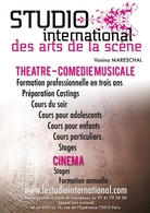 Portes ouvertes au Studio International des Arts de la Scène!