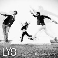 LYS, groupe de rock français soutenu et produit par Steve Hewitt