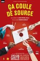 """""""Ça coule de source"""" de Louis Michel Colla, une toute nouvelle pièce amusante sur les clichés culturels à la Gaité Montparnasse! On vous y emmène..."""