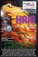 La célèbre comédie musicale HAIR au Studio International !