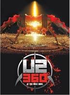 Gagnez des DVD U2 360° TOUR