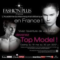 Du Nouveau sur Casting.fr avec Fashion plus France !