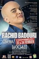 """Rachid Badouri dans """"Arrête ton Cinéma"""" !"""