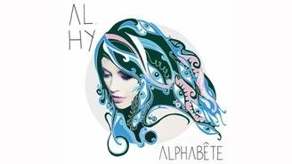 Alphabète, entrez dans le monde de la merveilleuse Al Hy avec son premier album