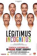Pascal Légitimus revient sur scène au Grand Point Virgule avec son one man show Legitimus Incognitus