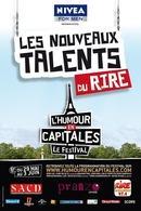 Le Festival de L'Humour en Capitales, découvreurs de Talents !