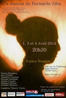 La maison de Bernarda Alba, une pièce dramatique et émouvante