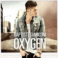 """Le nouvel album """"Oxygen"""" de Baptiste Giabiconi bientôt dans les bacs"""
