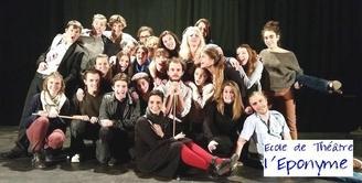 L'école de théâtre l'Éponyme forme des comédiens, Casting.fr vous offre des stages de découverte