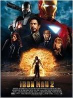 """"""" Iron Man 2 """" Aujourd'hui au cinéma !"""