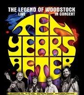 Le groupe mythique du Festival de Woodstock, Ten Years After revient, gagnez vos places!