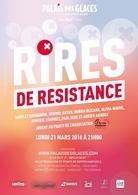 Casting.fr est partenaire du spectacle Rires de Résistance pour l'association Le Rire Médecin