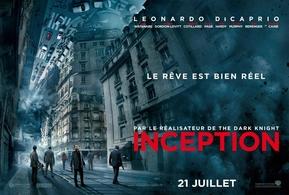 """Gagnez des places pour """"Inception"""""""