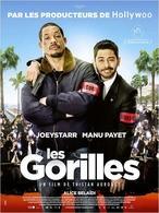 Joey Starr et Manu Payet, un duo qui fait boum pour le film: Les Gorilles
