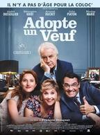 """""""Adopte un veuf"""", un film à voir avec André Dussolier, Arnaud Ducret, Julia Platon et Berengère Krief, demandez vos places"""