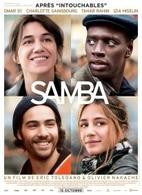 Samba aujourd hui en salle avec Omar Sy et Charlotte Gainsbourg!
