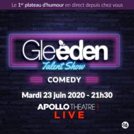 Assistez gratuitement au Gleeden Talent Show le mardi 23 Juin 2020 en direct depuis votre salon