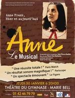 """""""Anne, le musical"""", un spectacle qui mêle émotion et modernité"""