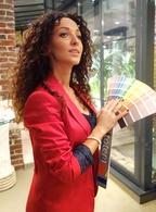 Emmanuelle Rivassoux est une femme du tonnerre à suivre! Aux côtés de Stéphane Plaza elle brille...