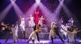 Les années folles en lumière dans spectacle musical La Boule Rouge, à voir absolument...Casting vous offre des places
