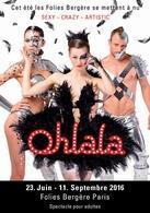 """Sensualité et volupté vous attendent dans """"Ohlala crazy-sexy-artistic"""", on vous invite avec Casting.fr"""