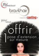 Casting.fr et le merveilleux salon Brasilhair vous offrent un moment de beauté !