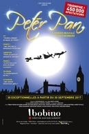 Peter Pan, une comédie musicale délicieuse pour toute la famille dans un décor sublime au Théâtre Bobino